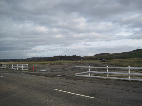 Disused Airfield, Maidens