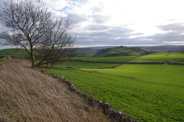 Grazing land near Earl Sterndale