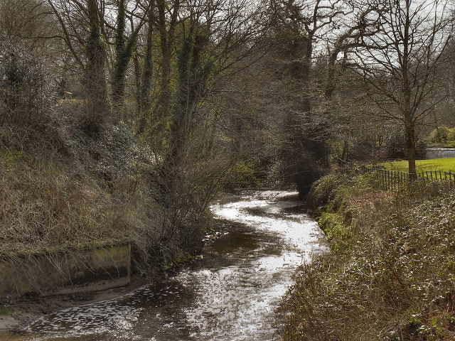 River Bollin, Quarry Bank Mill