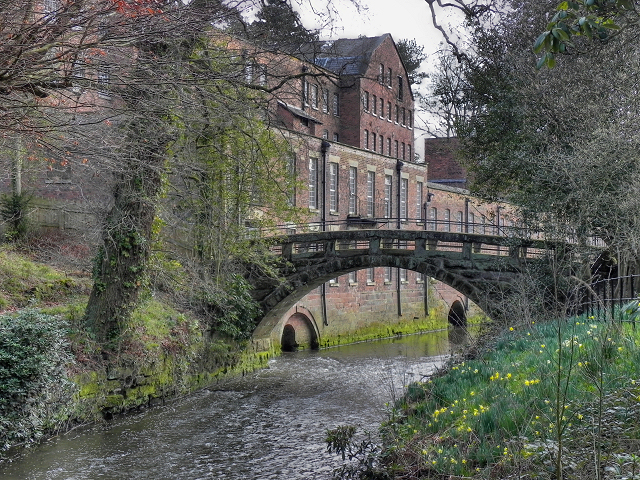 essay on quarry bank mill