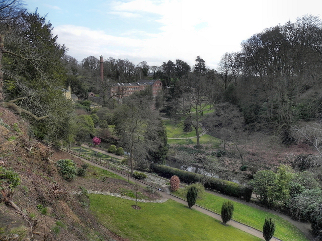 Quarry Bank Mill, The Lower Garden