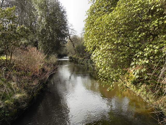 River Bollin, Styal Country Park