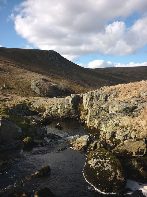 Sleddale Beck and Todcrags