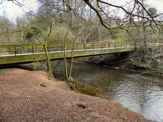 Farm Bridge, River Bollin