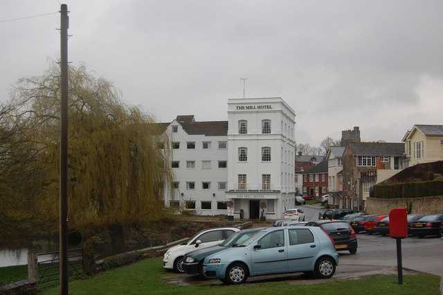 The Mill Hotel, Sudbury