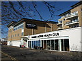 TQ2575 : Gym, Riverside West, Wandsworth by Derek Harper