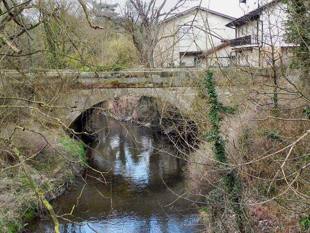 River Bollin, Oversleyford Bridge
