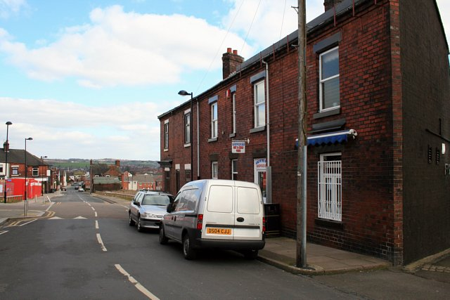 The last Staffordshire Oatcake shop
