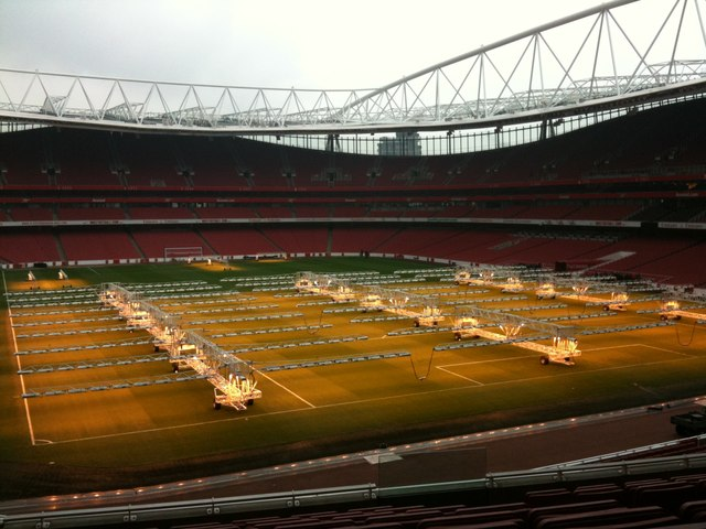 Emirates - Pitch Maintenance