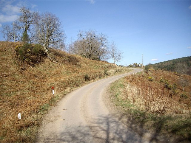 Road up to East Bandodle