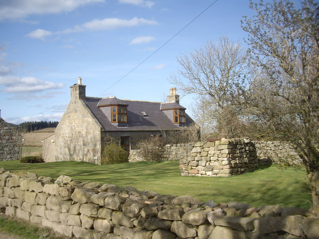 North Bandodle cottage (2012)