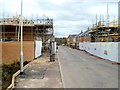 ST2990 : House construction, Heol Senni, Foxglove Meadows, Newport by John Grayson