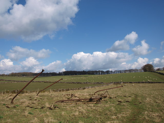 Defunct barn