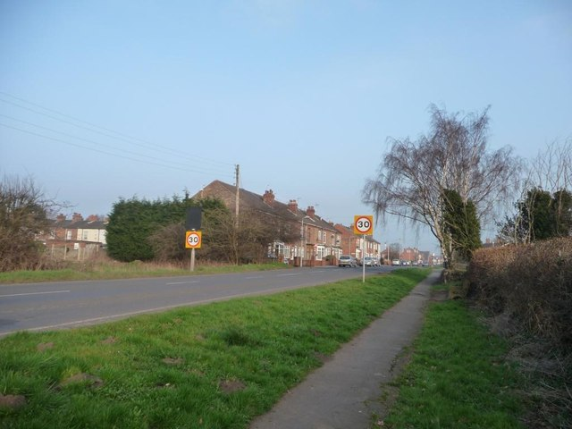 Bridge Lane, Rawcliffe Bridge