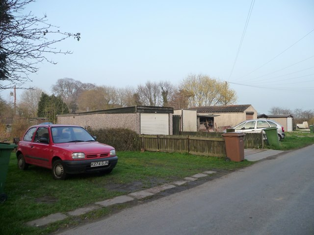 North side of Moor Road