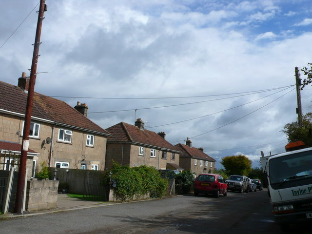 Houses at Farmborough