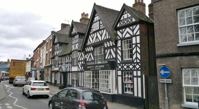 Tudor House High Street Cheadle 169 Chris Morgan