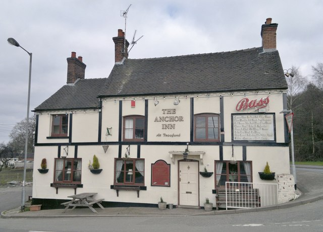 The Anchor Inn, Teanford