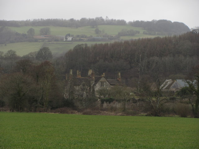 Plas Machen from the Rhymney River Circular walk