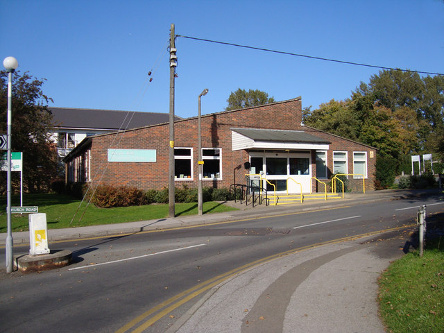 Old Biggin Hill Memorial Library, Church Road