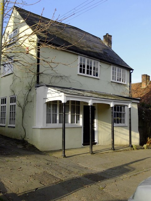 The Old Butcher's Shop, Middle Row, Bletchingley