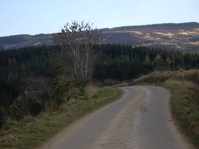 Approach to East Bandodle from Comers