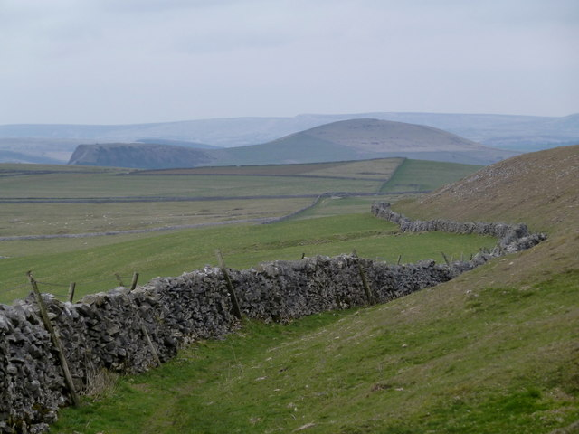Limestone Way to Old Moor