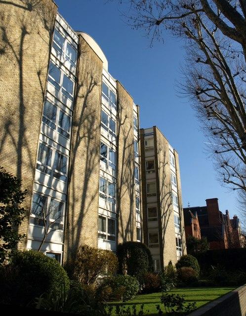 Farley Court , W14