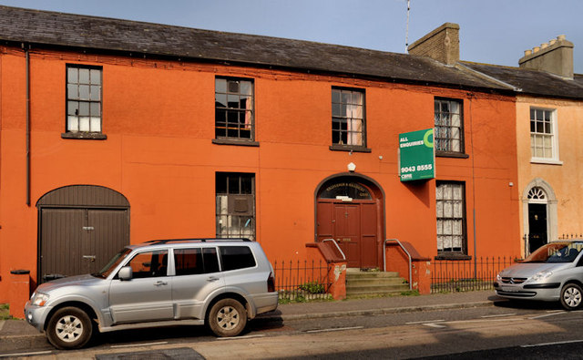 Former British Legion club, Killyleagh