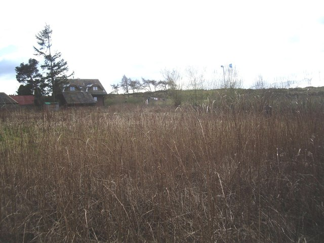 Hill of Bandodle farmhouse