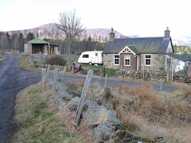 Cottage at Auchenleish