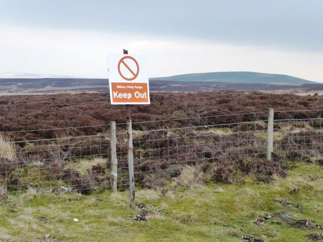 Ellerton Moor - Keep Out