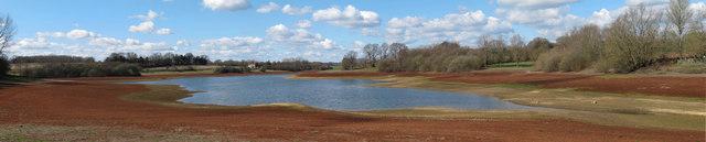 Bewl Water panorama