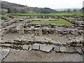 NY7766 : Commanding Officer's Residence, Vindolanda by Andrew Curtis