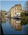 TQ2482 : Grand Union Canal, West Kilburn by Derek Harper