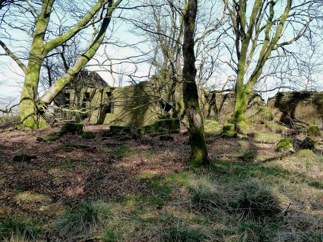 Glourie Ruin
