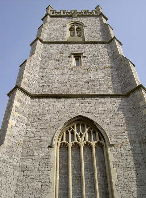 Emmanuel church tower