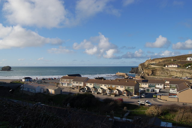 View over Portreath