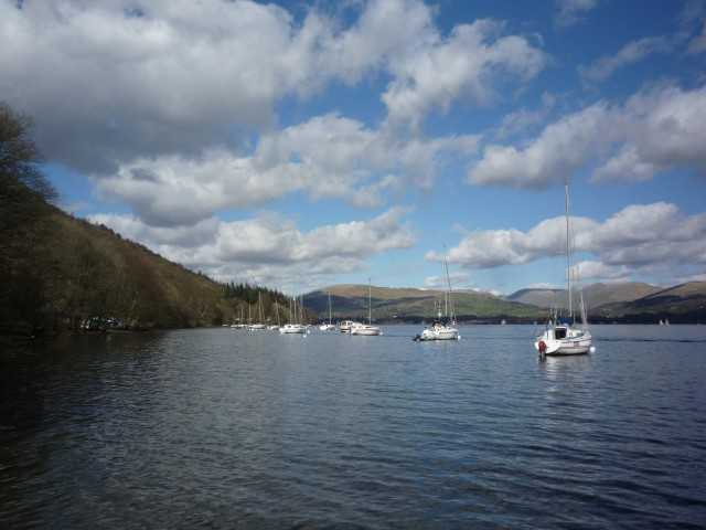 West shore of Windermere