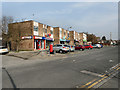 SJ7690 : Shops on Coppice Avenue by David Dixon