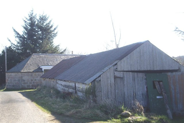 Comers Wood barn