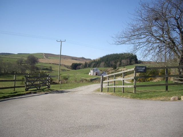Access to Sunnybrae, Comers