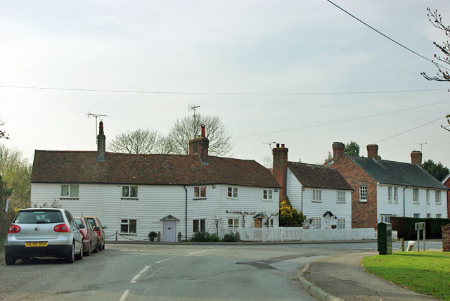 Boarded cottages, Rolvenden