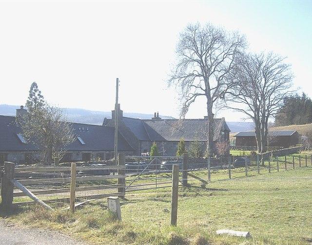 Tillybirloch farm