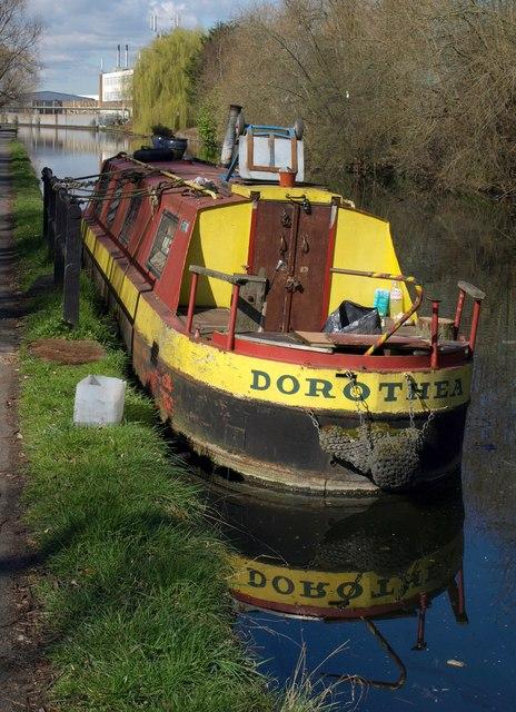 "The ""Dorothea"""
