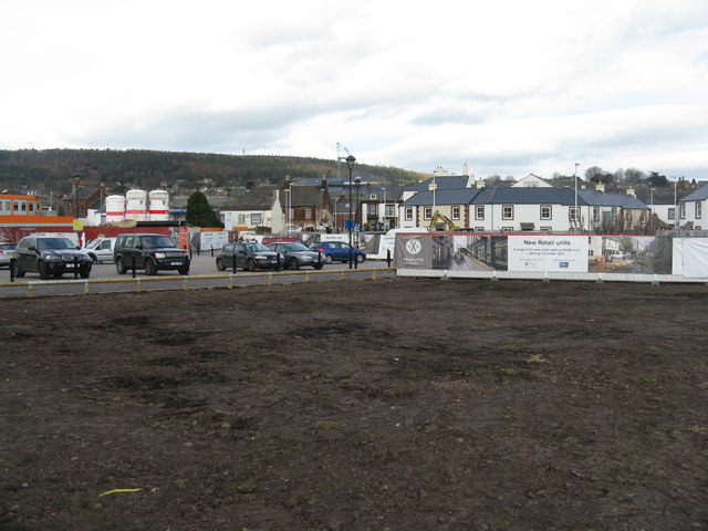Redevelopment at Penrith
