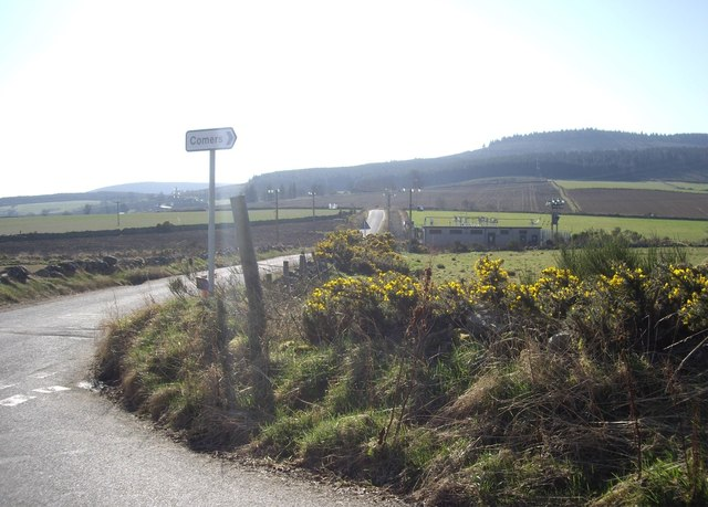 Tillybirloch junction