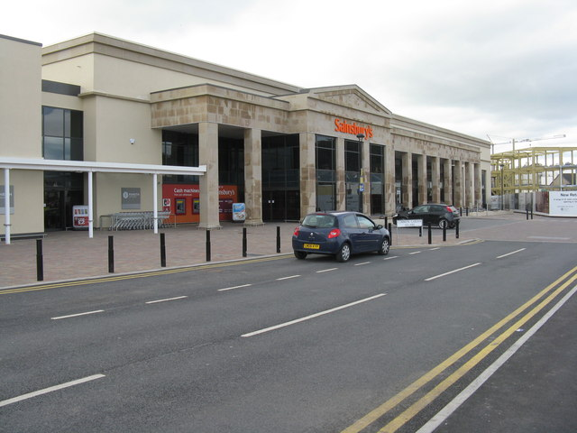 Sainsbury's at Penrith