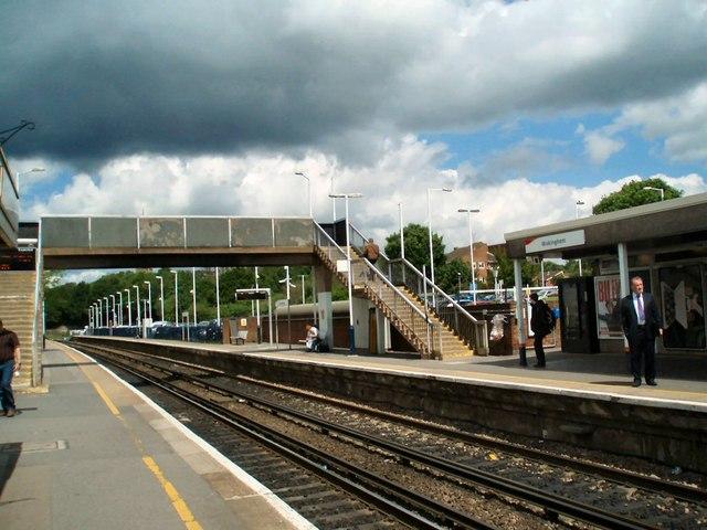 Wokingham Train Station Car Park