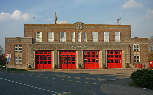 Finchley Fire Station (1936)